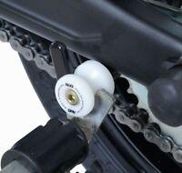 R&G Pair of Black Cotton Reels for Suzuki GSX-R600 2007 K7