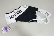 Bkool Cycling Bid Short Size XS Black White Made in Spain