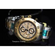 Relojes de pulsera de oro Cronógrafo para hombre