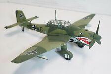 (S) CDC Armour JU-87 Airplane Diecast