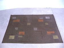 Mid-Century ARTIST RUG Künstler Vintage DESIGNER TEPPICH Bauhaus Carpet 60er 60s