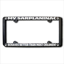 Sarplaninac Behaves Better Frame w/Reflective T 00004000 ext