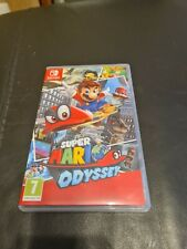 Super Mario Odyssey for Nintendo Switch Excellent condition