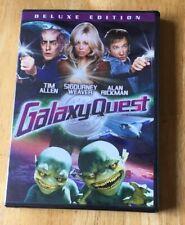 Galaxy Quest with Tim Allen, Sigourney Weaver, Alan Rickman - Dvd (New/Unopened)