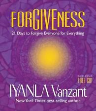NEW Forgiveness: 21 Days to Forgive Everyone for Everything by Iyanla Vanzant