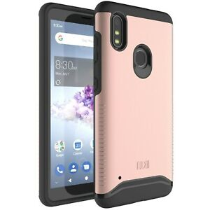 Designed for ZTE Blade A3 Prime / A3Y Case - TUDIA MERGE Dual Layer Cover Case