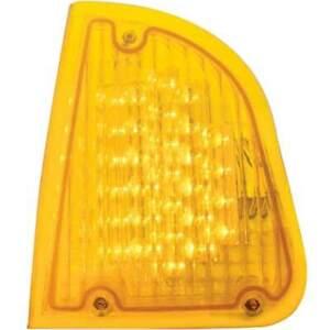 Pair of  Kenworth T604 LED Amber Turn signal lights