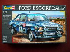 Revell 1/24  Ford Escort MK2 RS1800 + décalques A. Perissutti - San Remo 1981