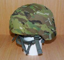 Us Gi Msa Advanced Combat Helmet / Medium / Nsn: 8470-01-529-6329 / New