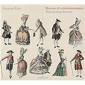 Mozart & Contemporaries: Music for Basset Horn Trio, Stadler Trio CD | 842456280