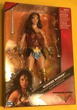 """Wonder Woman DC Batman V Superman 12"""" Action Figure JUSTICE LEAGUE Multiverse"""