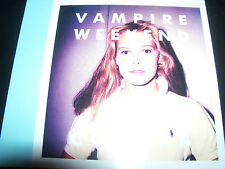 Vampire Weekend Contra CD – Like New