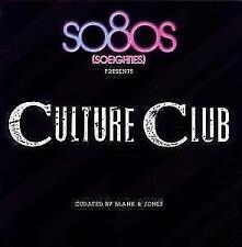 So80s Presents Culture Club,Blank & Jon - Culture Club (2012, CD NEU) - Best of