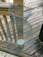 Vintage Wire Fish Basket - Made in France by Inox