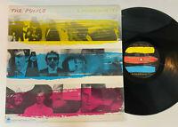 The Police Synchronicity Record LP Vintage 1983 Punk Rock EX In Shrink Original