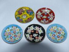 Japanese Porcelain Coasters (5er-set)
