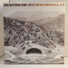 Dave Matthews Band Live at the Hollywood Bowl (Vinyl, 2019) Sealed