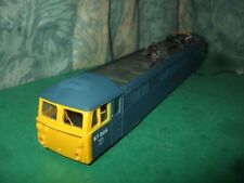 LIMA CLASS 87 ELECTRIC BLUE LOCO BODY ONLY - CITY OF LONDON - No.2