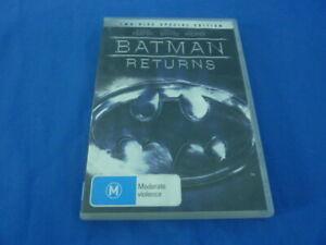 Batman Returns - Region 4