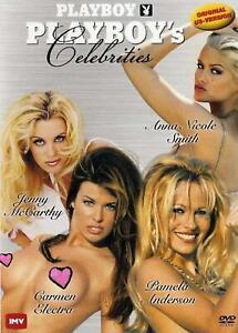 CELEBRITIES Pamela Anderson, Shannon Tweed, Erika Eleniak, Carmen Electra DVD
