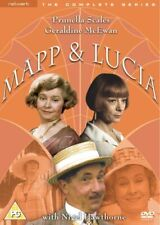Mapp and Lucia The Complete Series [DVD] (19851986)