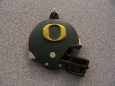 >orig. 2001 Oregon Ducks RUBBER FOOTBALL HELMET **Key Chain** Football Schedule