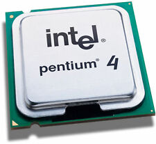 Intel Pentium 4 CPU 3,2 GHz 1024kb caché 800 fsb sl8j2 socket plga 775 HT #o223