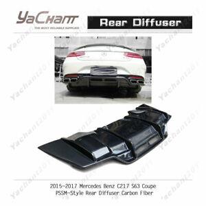 Car Universal Rear Package Angle 48CM Carbon Fiber Car Modified Rear Bumpe O3O0