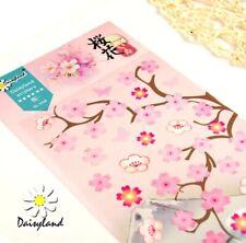 Japan Sakura Paper stickers 1 Sheet ST303