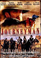 BRAND NEW WESTERN DVD // The Journeyman // WILLIE NELSON , BARRY CORBIN,