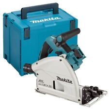 Makita DSP600ZJ Twin 18V Brushless Plunge Saw LXT, 18V / 36V + Makpac 4 Case