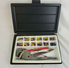 Amp Hand Crimping Tool 59824 1 With Extras Read