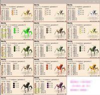 ark survival evolved pc pve 14 Color Mantis Color Package