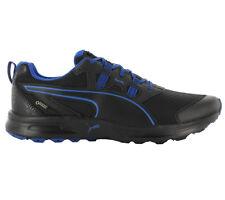 Puma Essential Trail GTX Gore-Tex Schuhe Herren Wanderschuhe Laufschuhe Schwarz