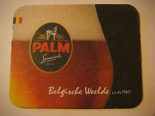 BELGIAN Beer Brewery Coaster ~*~ PALM Speciale Ale Weelde ~ Steenhuffel, Belgium