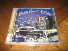 Lost Soul Oldies Vol. 1 CD - Ronnie Walker the Profits Marvells Soul Sensation