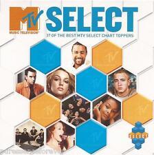 V/A - MTV Select: The Best MTV Chart Toppers (UK 38 Tk Enh Double CD Album)