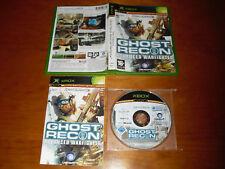 Ghost Recon Advanced Warfighter Xbox Pal-España ¡COMPLETO Y EN MUY BUEN ESTADO!