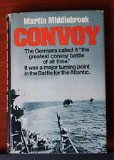 Convoy:The Battle for Convoys SC.122 & HX.229 -  M. Middlebrook 1976 HCDC WWII