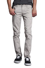 Victorious Men's Skinny Fit Colored Jeans DL937 FREE SHIP