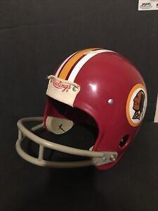 Vintage Rawlings Washington Redskins NFL Helmet Red Small NOCSAE Standard