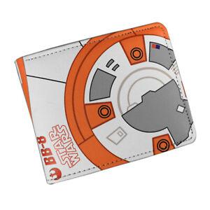 Lot Star Wars Bifold Wallet Short Purse Gift