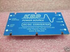 Krp Power Source Dc/Dc Converter 3714/Qe12 24V to 28V