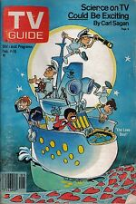 VINTAGE TV GUIDE FEBRUARY 4 1978 LOVE BOAT TOLSTOYS RUSSIA LAUREN TEWES