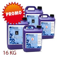 Resin Pro Resina Epossidica Trasparente Multiuso 8Kg