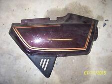 OEM FACTORY 75-82 Honda CB750 CB750K Maroon RH Side Cover Fairing 83600-425