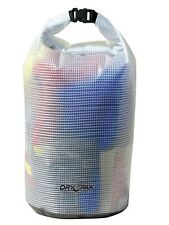 "Kwik Tek Wb-6""Dry Pak"" Roll Top Waterproof Bag Clear / 11.5""X19"""