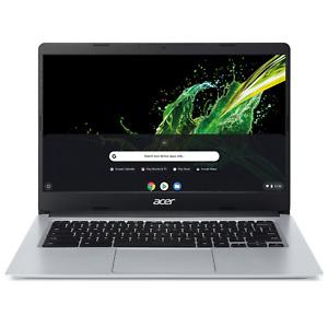 "Acer Chromebook 314 (CB314-1HT-C9VY) 14"" Full HD IPS Touch, Intel Celeron N4120,"