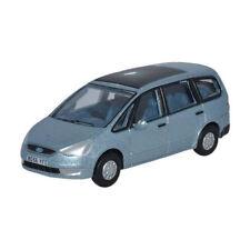 Oxford 209019 Ford Galaxy bleu clair métallique échelle 1:76 Maquette de voiture