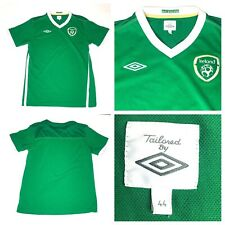 Umbro Ireland National Team Tournament Soccer Jersey Mens Size 44 Large
